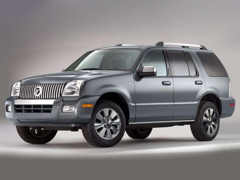 Mercury Mountaineer 2006-2010