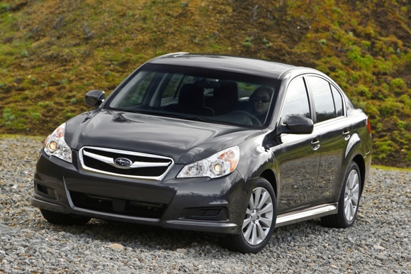 Subaru Legacy 2010-2013