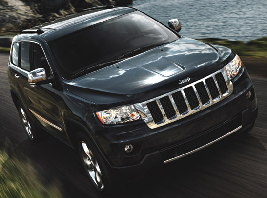 Jeep Grand Cherokee 2011-2016