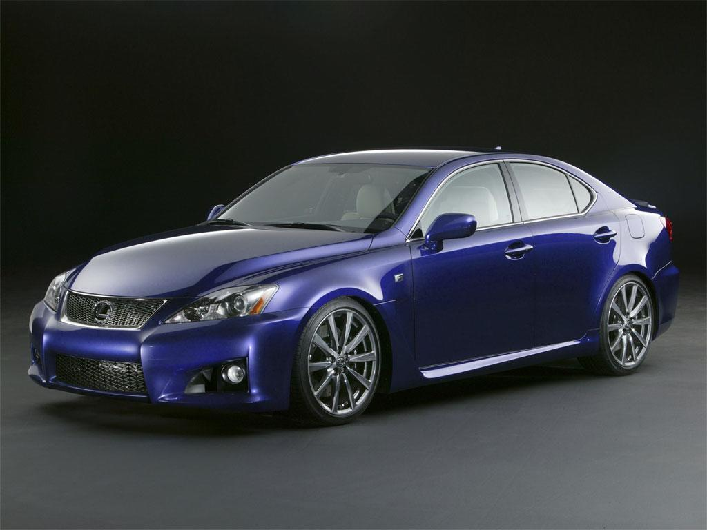 Lexus IS-F 2006-2012