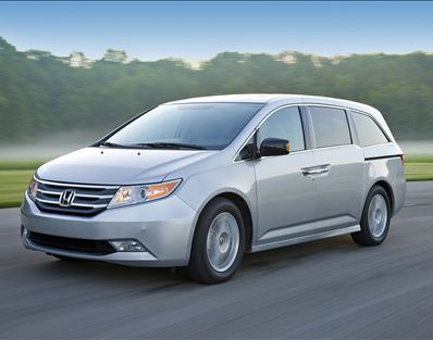 Honda Odyssey 2011-2015