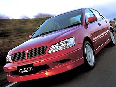 Mitsubishi Lancer 2000-2006