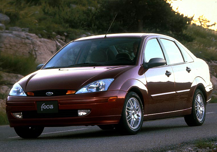 Ford Focus 2000-2006 USA