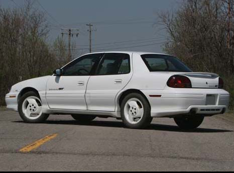 Pontiac Grand AM 1992-1998