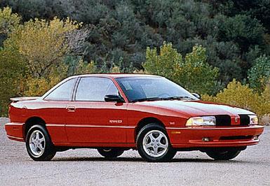 Oldsmobile Achieva 1992-1998
