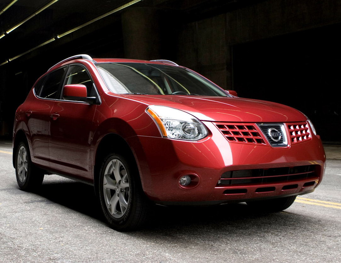 Nissan Rogue 2008-2013