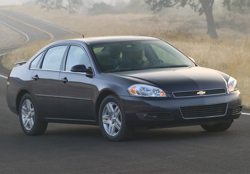 Chevrolet Impala 2006-2013