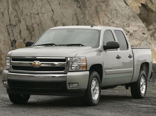 Chevrolet Silverado 2007-2012