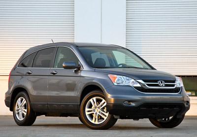 Honda CR-V 2007-2011