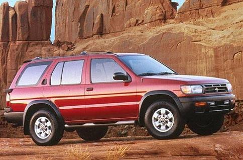 Nissan Pathfinder 1996-2004