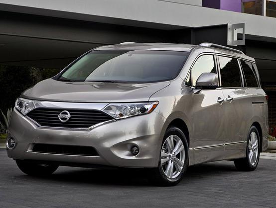 Nissan Quest 2011-2013
