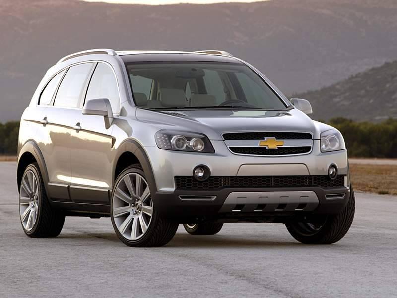 Chevrolet Captiva 2006-2015