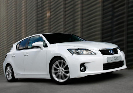 Lexus CT 2011-2013