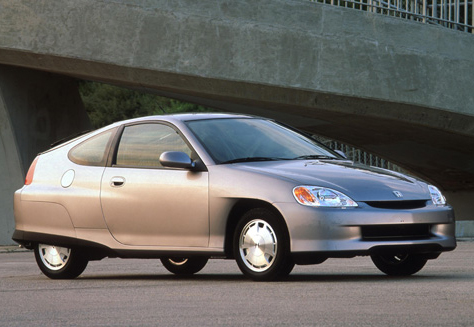 Honda Insight 2000-2006