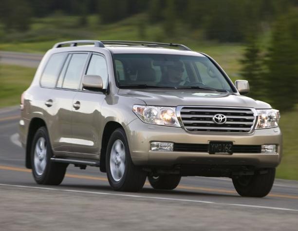 Toyota Land Cruiser 2008-2013