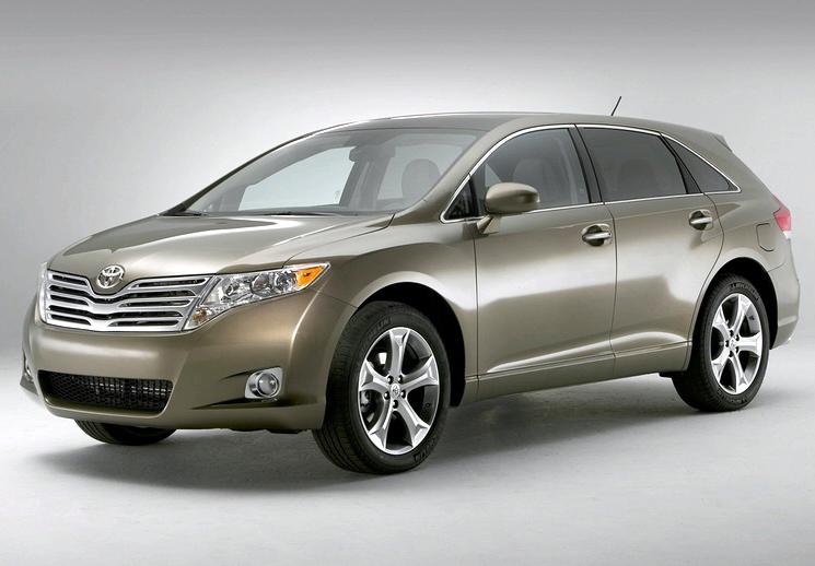 Toyota Venza 2009-2013