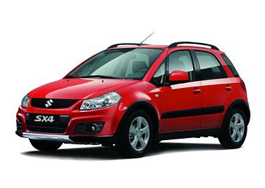 Suzuki SX4 2008-2013