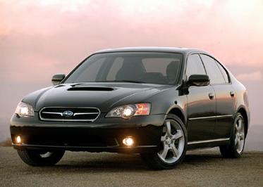 Subaru Legacy / Legacy Outback 2003-2009