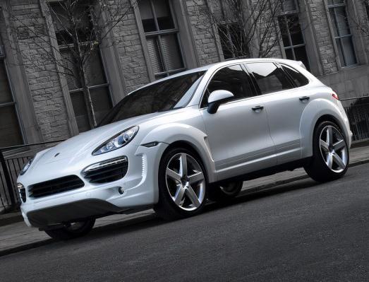 Porsche Cayenne 2011-2013