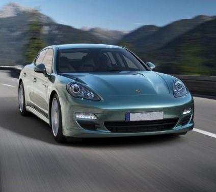 Porsche Panamera 2010-2013