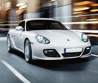 Porsche Cayman 2005-2013