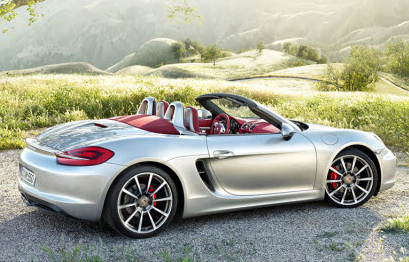 Porsche Boxster 2012-2013
