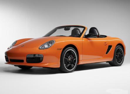 Porsche Boxster 2005-2011