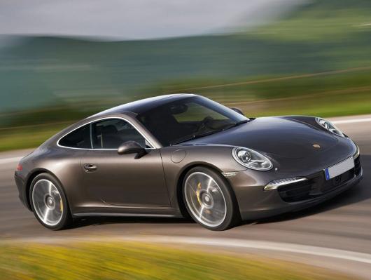 Porsche 911 2012-2013