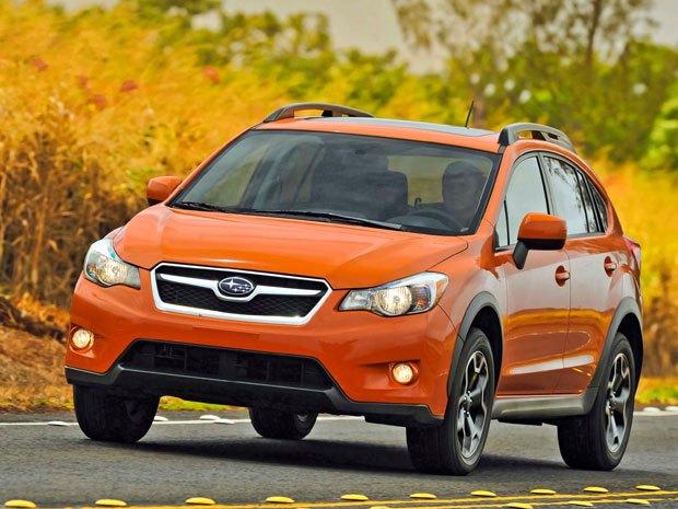 Subaru XV Crosstrek 2011-2013