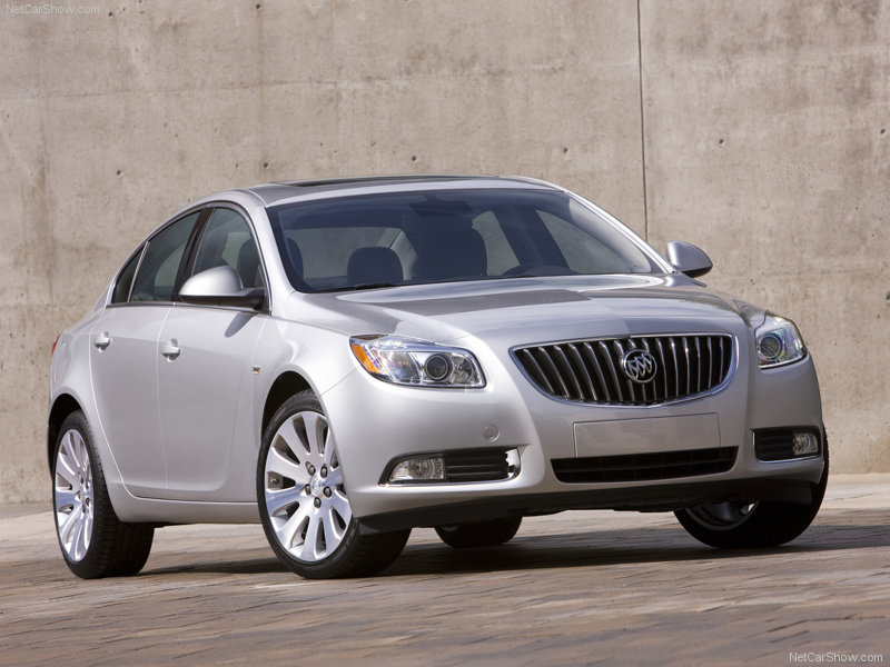 Buick Regal 2009-2013