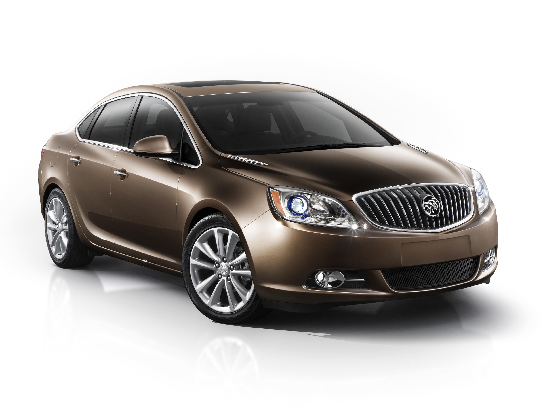 Buick Verano 2012-2013
