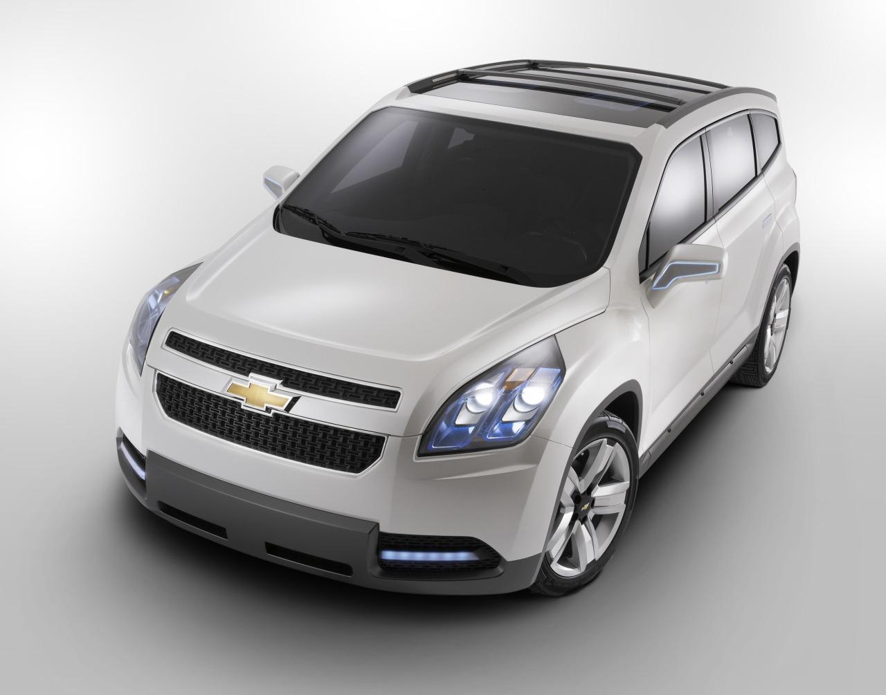 Chevrolet Orlando 2010-2013