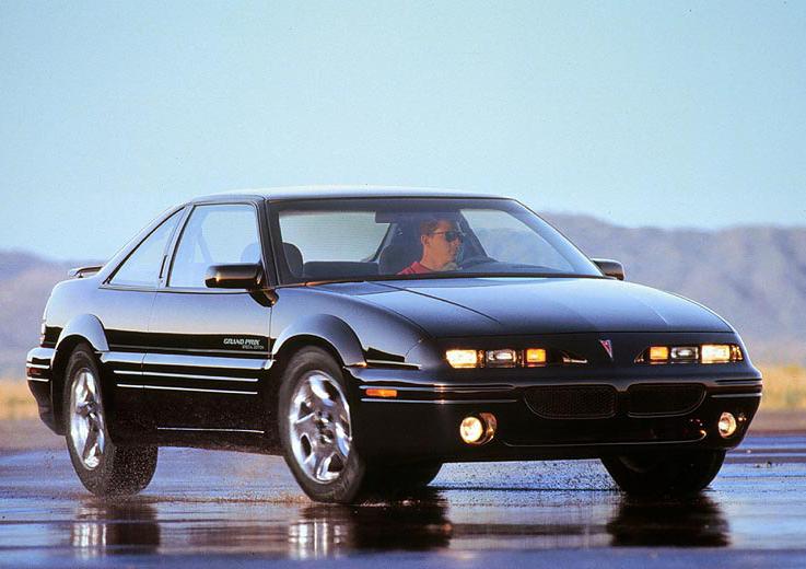 Pontiac Grand Prix 1988-1996