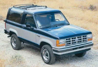 Ford Bronco II 1984-1990