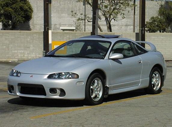 Mitsubishi Eclipse 1995-1998