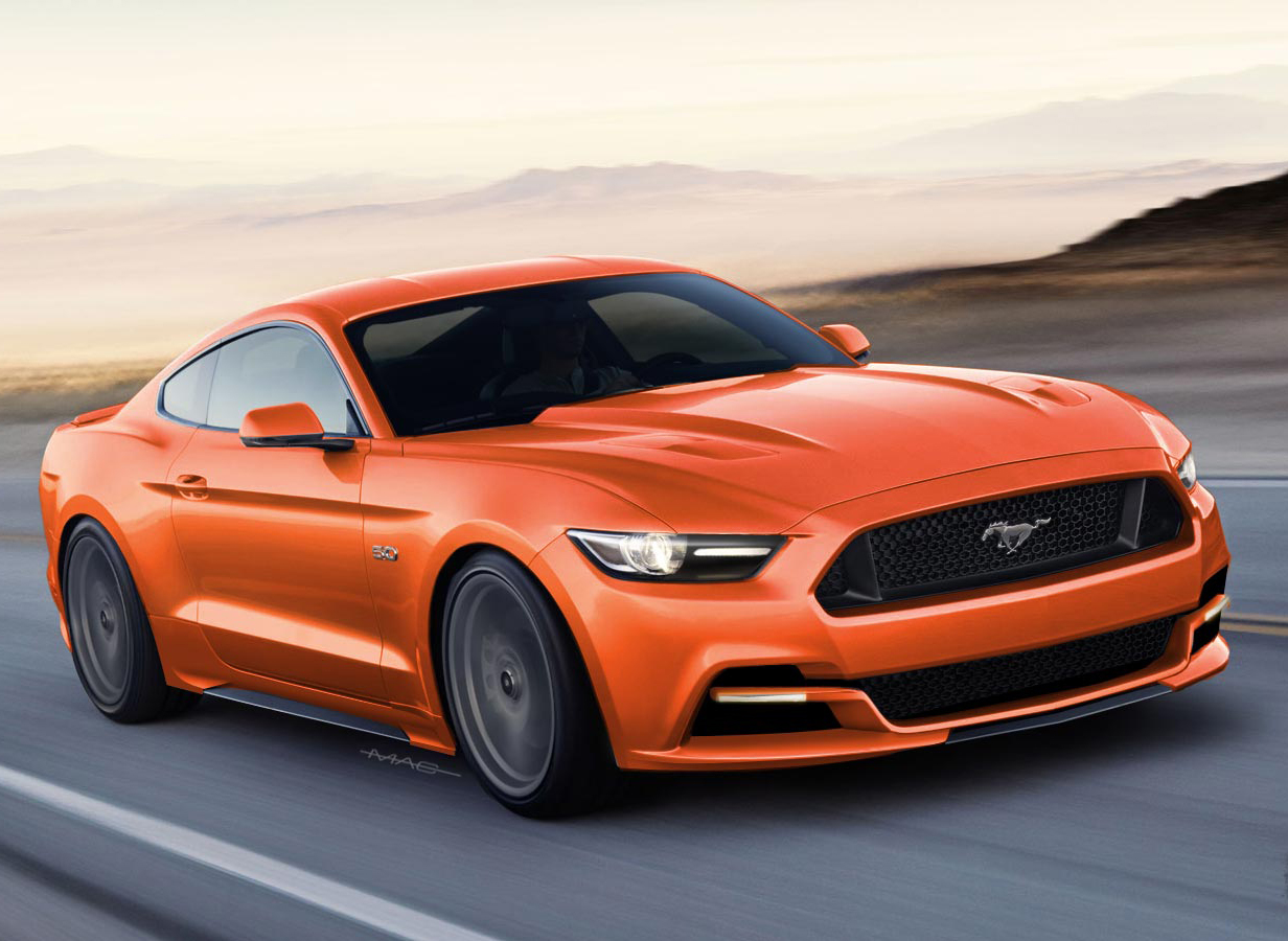 Ford Mustang 2015-2018
