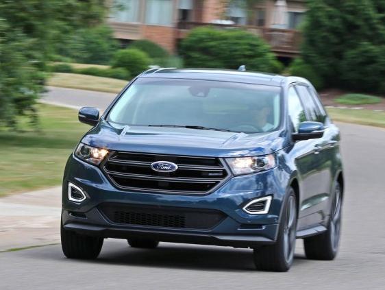 Ford Edge 2015-2017