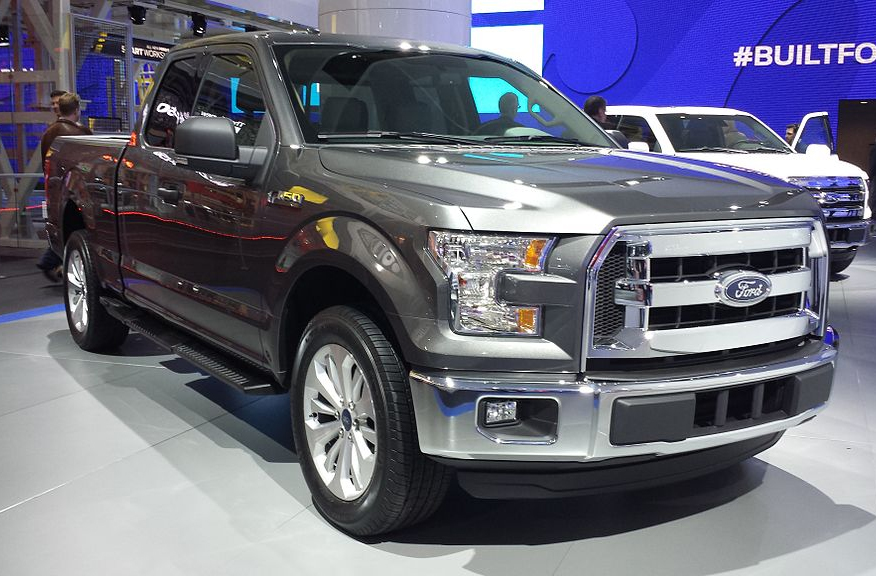 Ford F-250 2015-2017