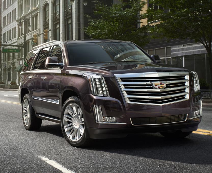 Cadillac Escalade 2015-2017