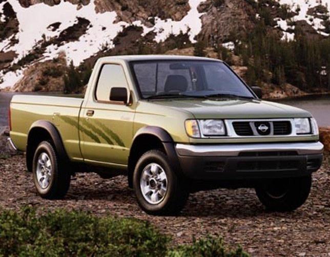 Nissan Frontier 1997-2004