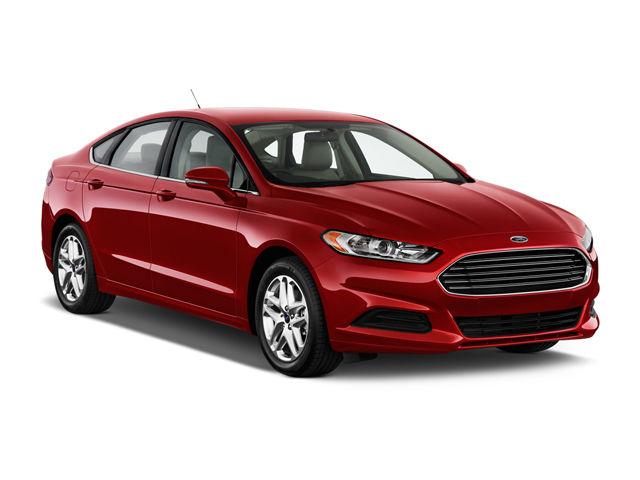 Ford Fusion 2013-2018 USA