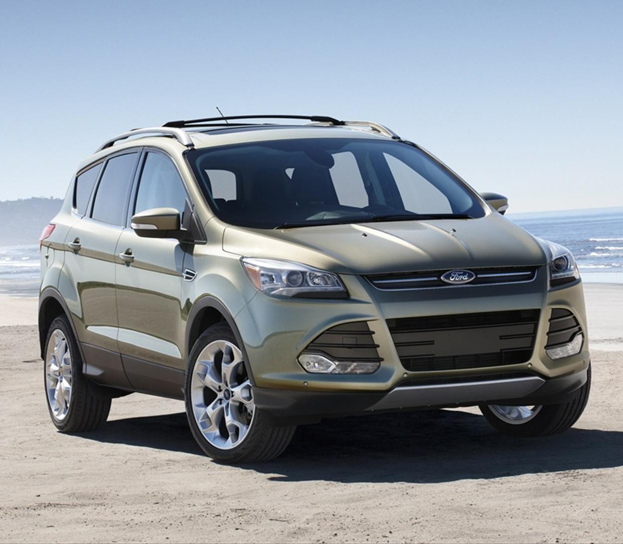 Ford Escape 2013-2019